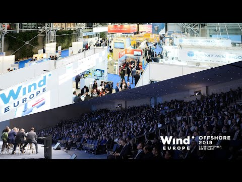 Post-event video: WindEurope Offshore 2019