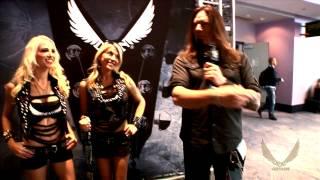 Dean Guitars 2015 N.A.M.M. Highlights - The Dean Girls