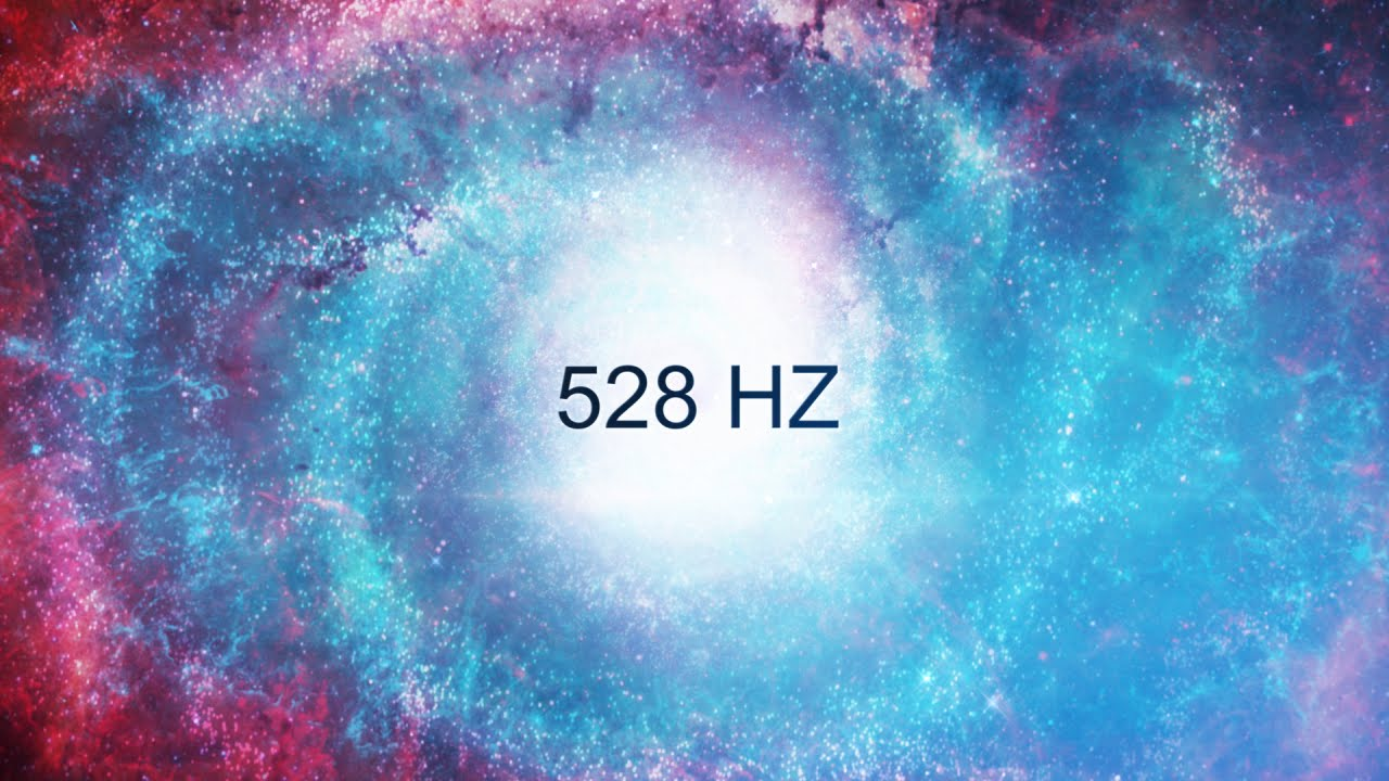 528 Hz – The Love Frequency and DNA Activation | Galactic