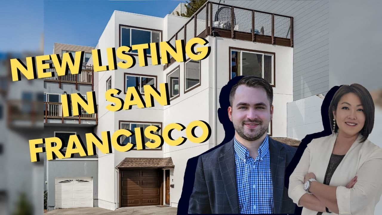 Luxury Home Tour in San Francisco (Listed for $2,097,000)