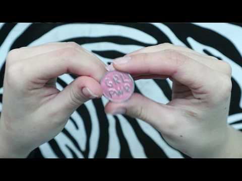 DIY enamel pin