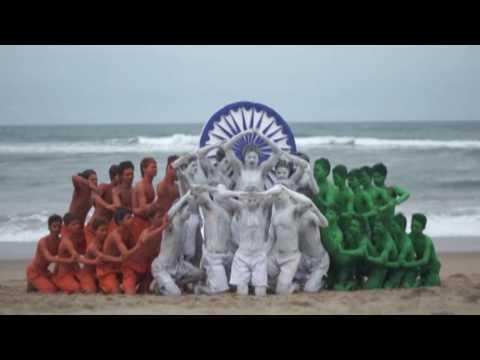 VANDE  MATARAM ( Prince Dance Group )