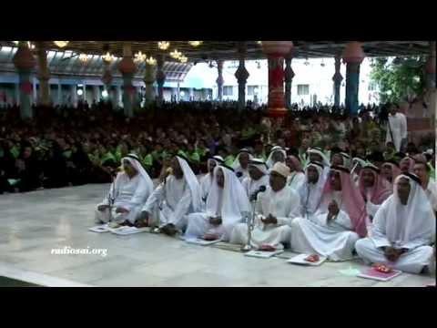 """ SARVA DHARMA SWAROOPA SAI "" - ARABIAN CHOIR - 10 JULY 2012"