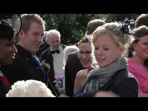 The Signet Library wedding video - Shauna & Robin's Story Film - Butterfly Films