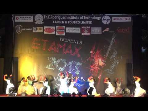 Akash and group- GROUP DANCE