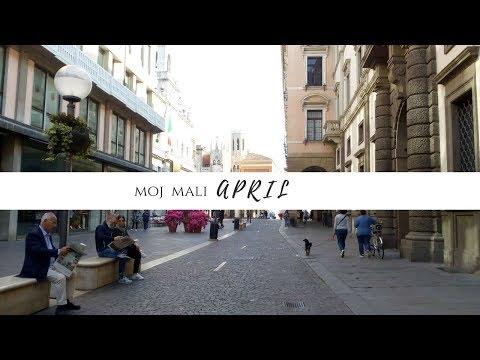 moj mali april ~ travel monthly vlog