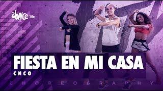 Fiesta En Mi Casa - CNCO | FitDance Life (Coreografía) Dance Video