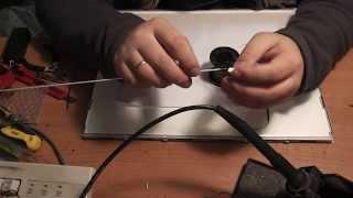 Замена ламп подсветки на LCD мониторе - Обзор(, 2014-02-05T19:14:42.000Z)