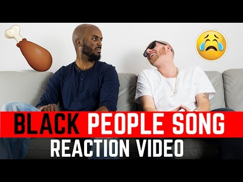 Black People Song Reaction