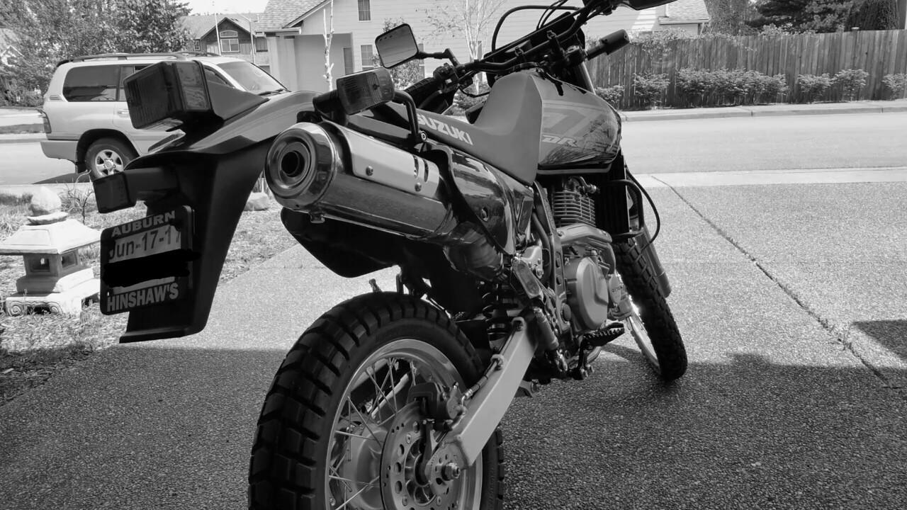 2018 suzuki dr650se. fine dr650se my new suzuki dr650 dual sport motorcycle on 2018 suzuki dr650se