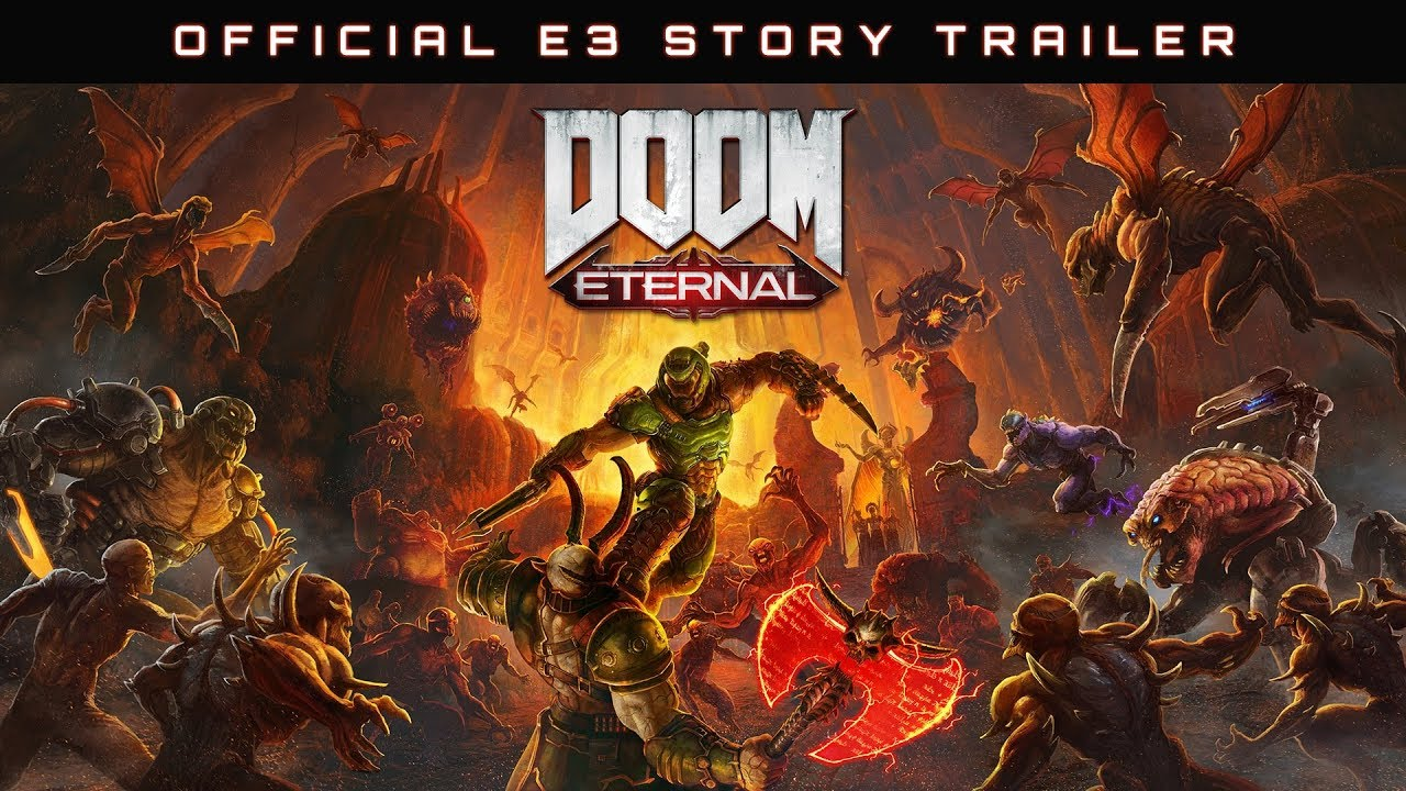 DOOM Eternal – Official E3 Story Trailer thumbnail