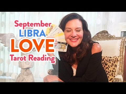Libra September 2016 Tarot Reading With Ava: A New More Abundant