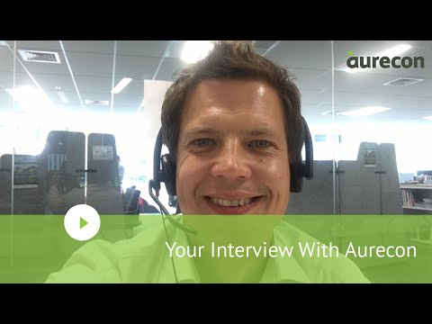 Your Interview With Aurecon