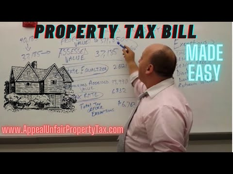 Understanding Property Tax Bills in Cook County IL