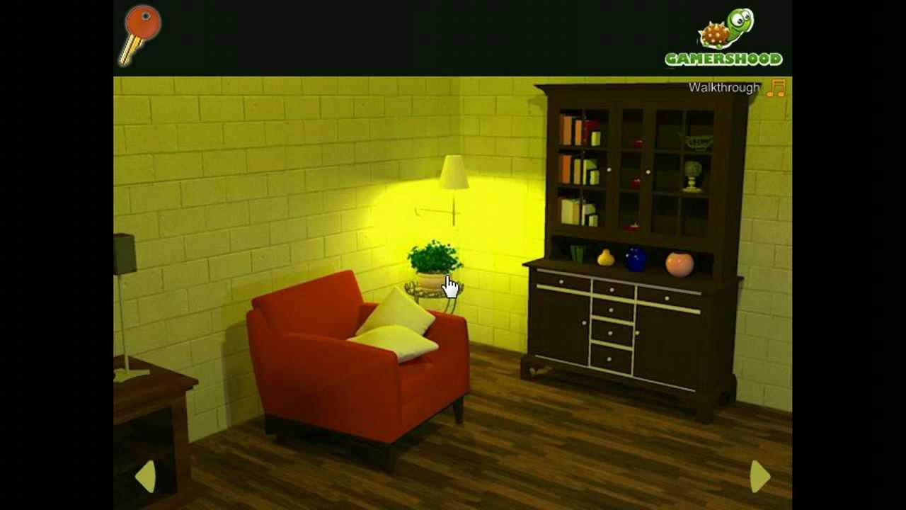 Fun living room escape walkthrough youtube for Small room escape 6 walkthrough