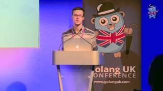 Golang UK Conference 2015 - Evan Huus  - Complex Concurrency Patterns with Go