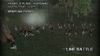 Napoleonic Wars - Line Battle #114 15.09.15