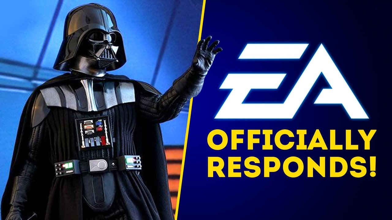 Ea Responds About Open World Star Wars Game New Star