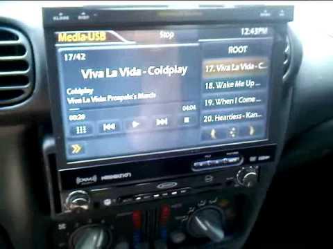 Jensen VM9414 - In Dash Car GPS Navigation