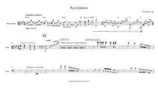A-level Music Composition (Edexcel 2015): Revolutions