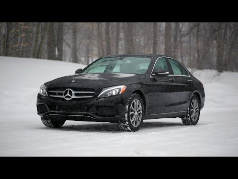 2015 Mercedes Benz C300 C-Class W205 detailed review