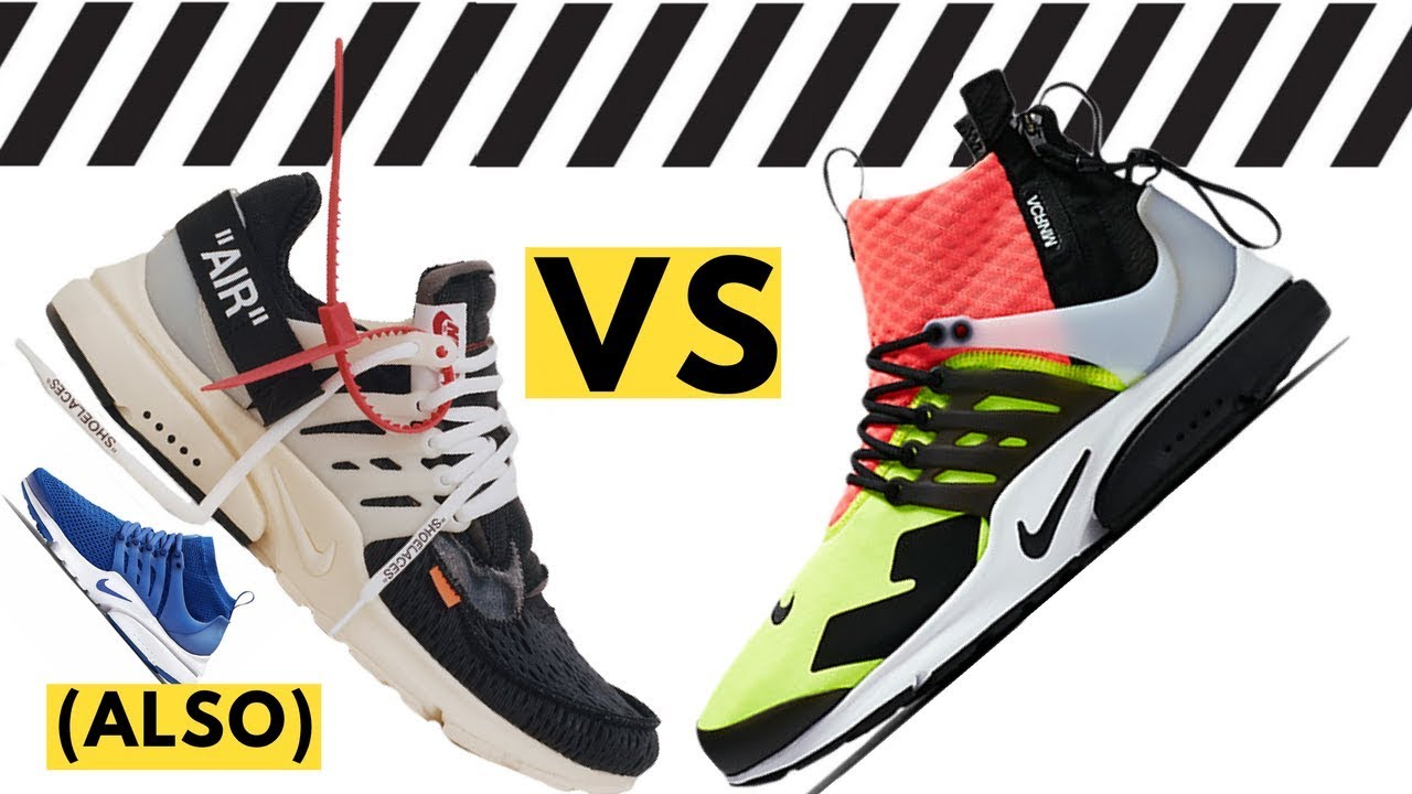 Acronym YearFlyknit Off Comparison Well With The Shoes Presto White As Of xBoeCd