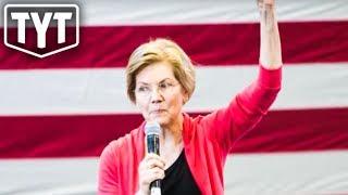 Elizabeth Warren's Plan To Attack Wall Street Vampires