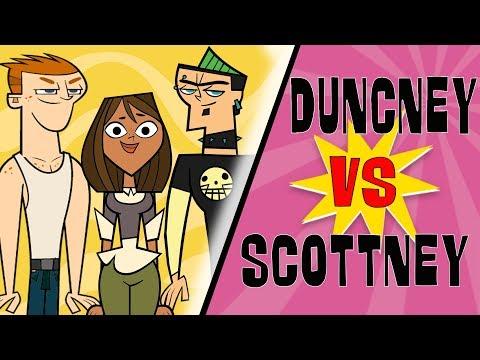 TOTAL DRAMA: Duncney vs Scottney | What's best?
