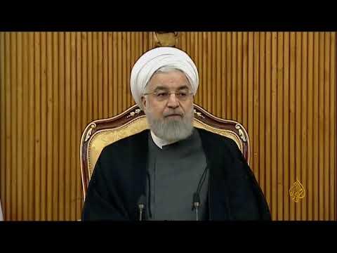 ???? روحاني: إيران جاهزة لإقامة علاقات ودية مع جميع البلدان المجاورة  - نشر قبل 11 دقيقة