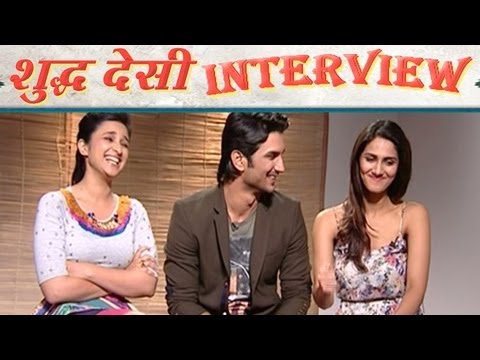 Shuddh Desi Romance | Parineeti Chopra & Sushant talk about Live In Relationships & Kissing onscreen Travel Video