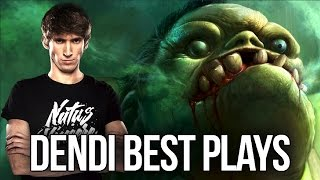 Na`Vi.Dendi BEST Plays Dota 2