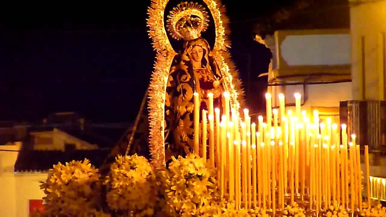 Resultado de imagen de Virgen de los Dolores de Osuna