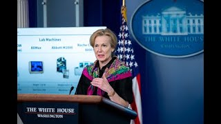 April 20, 2020 | Members of the Coronavirus Task Force Hold a Press Briefing