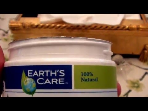 Earth's Care Shea Butter (100% Pure) soothes Dry & Rough skin..CRUELTY FREE