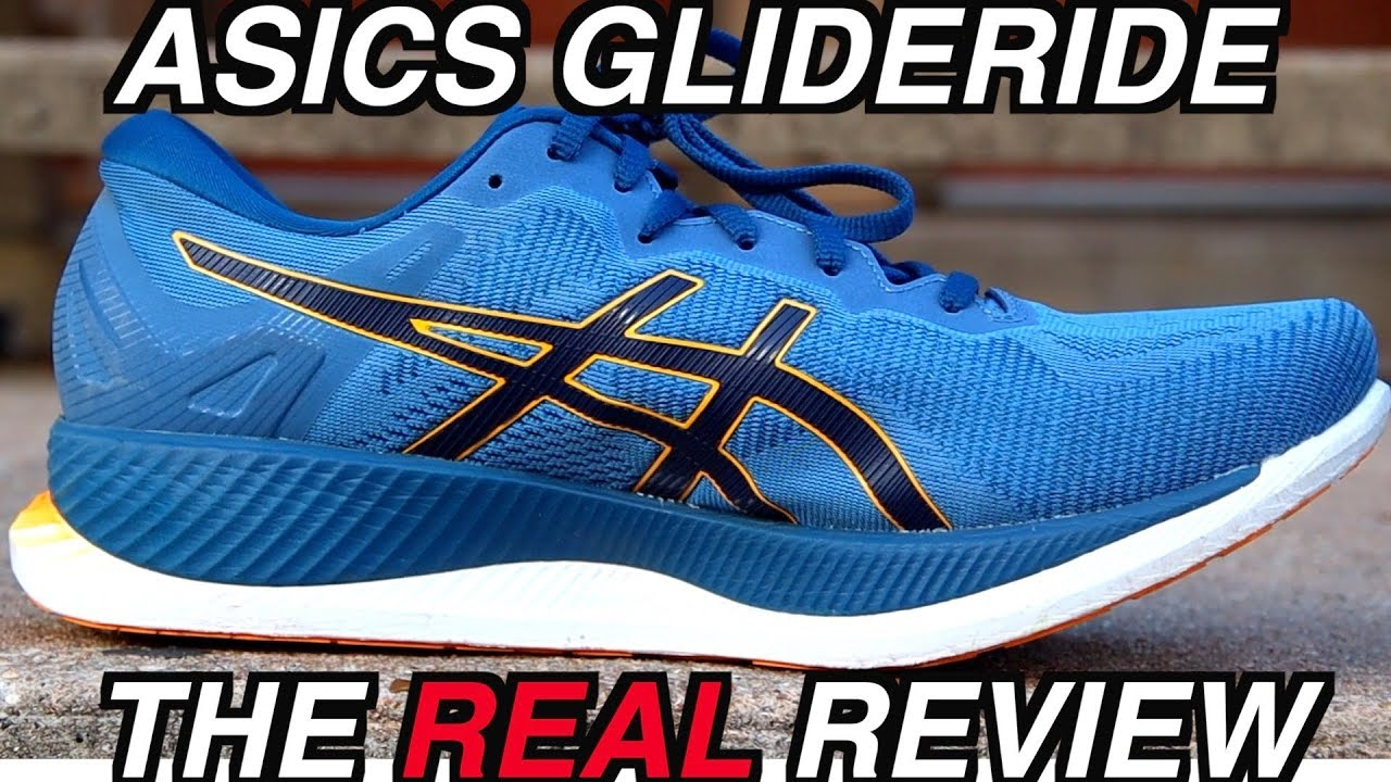 The ASICS GlideRide : The FUTURE of All Running Shoes