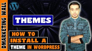 How to install wordpress theme | How to upload theme to wordpress | Wordpress Tutorial