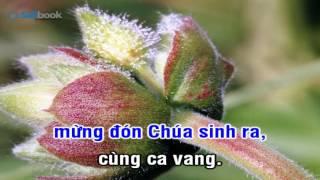 [Karaoke TVCHH] 314- GIÁNG SINH ĐÃ VỀ - Salibook