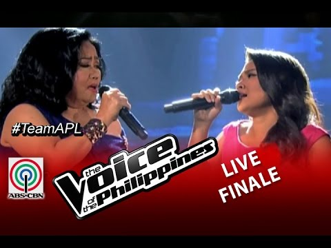 """The Live Shows """"Ako Ang Nagwagi"""" duet by Alisah and Dulce (Season 2)"""