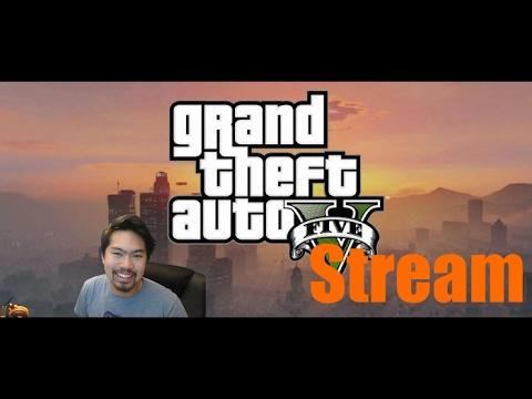 Ignition Friday Stream   GTA V   (Random) w/ Ashley Brandon &Tyler