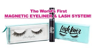 LashLiner Magnetic Eyelashes