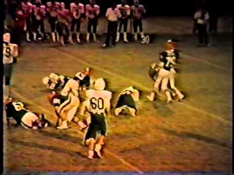 Van Buren vs West Burlington Football 1984 Part 3 of 5