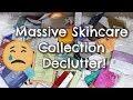 Huge Skincare Declutter! Part 1
