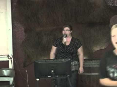 Karaoke King Show Mandy