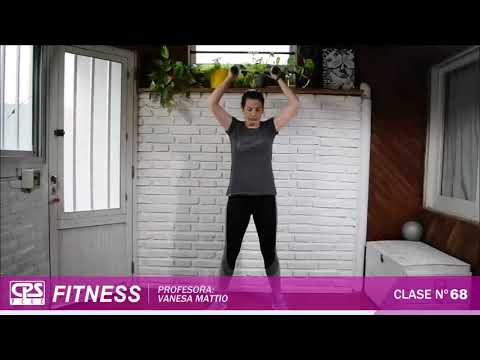 68° Clase de Fitness