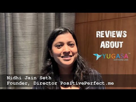Review from Nidhi Jain | Reviews about Yugasa Software Labs