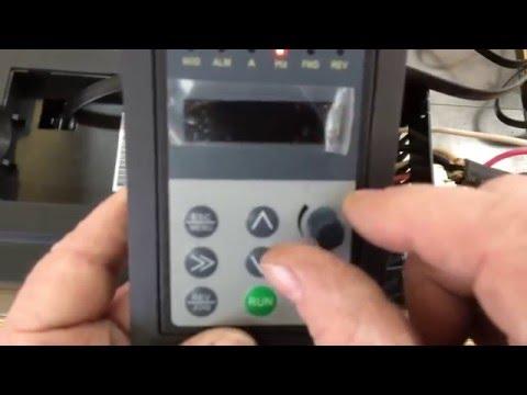 Custom VFDs for single Phase power