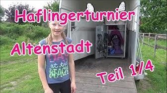 Ich packe fürs Turnier I Haflingerturnier Altenstadt I FMA Tag 1