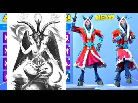 FORTNITE SATANIC ADDICTION DECEPTION