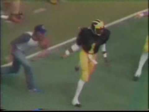 Anthony Carter vs. Notre Dame 1981