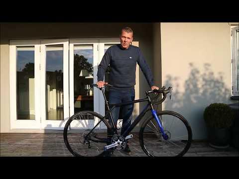 MARTIN IN - GT Grade Tiagra 2017 MOJO Gravel bike Close - up